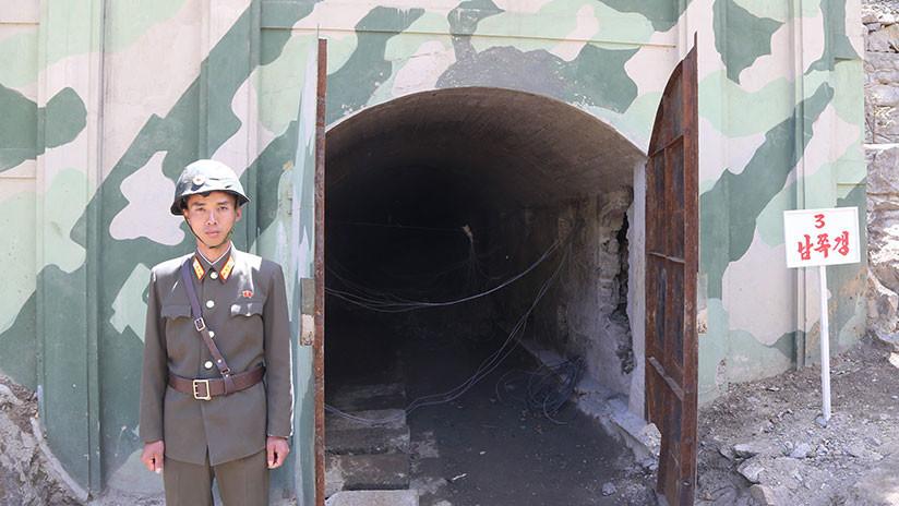 """Pompeo: """"EE.UU. está listo para darle a Corea del Norte garantías de seguridad únicas"""""""