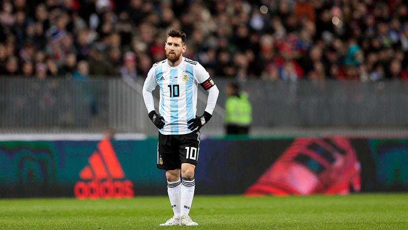 Messi responde si seguirá jugando para la selección argentina después del Mundial