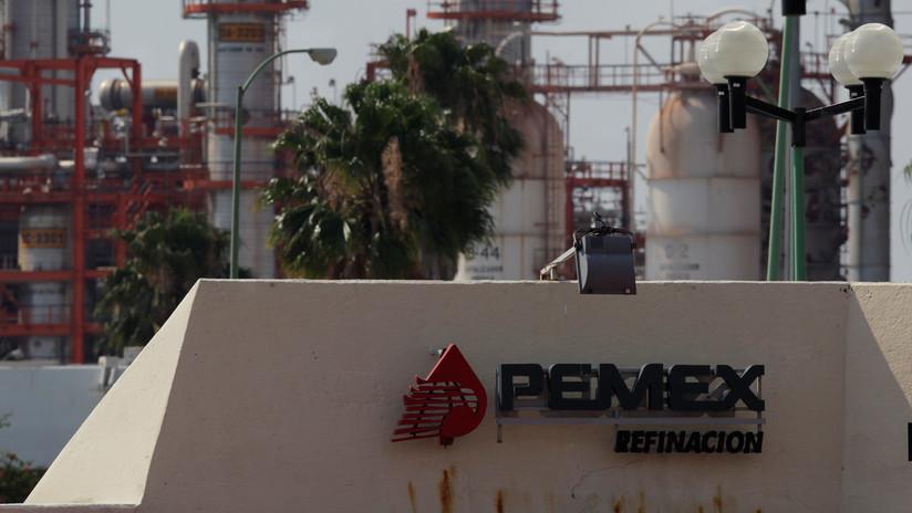 México: Se declara un incendio en una refinería de Pemex en Veracruz (VIDEO)