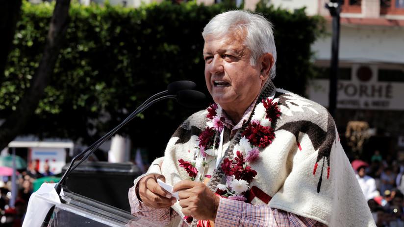 López Obrador se dice dispuesto a un acuerdo con Trump para detener flujo de indocumentados