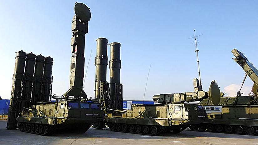 Expertos de EE.UU. reconocen la singularidad del nuevo sistema ruso de misiles antiaéreos S-500