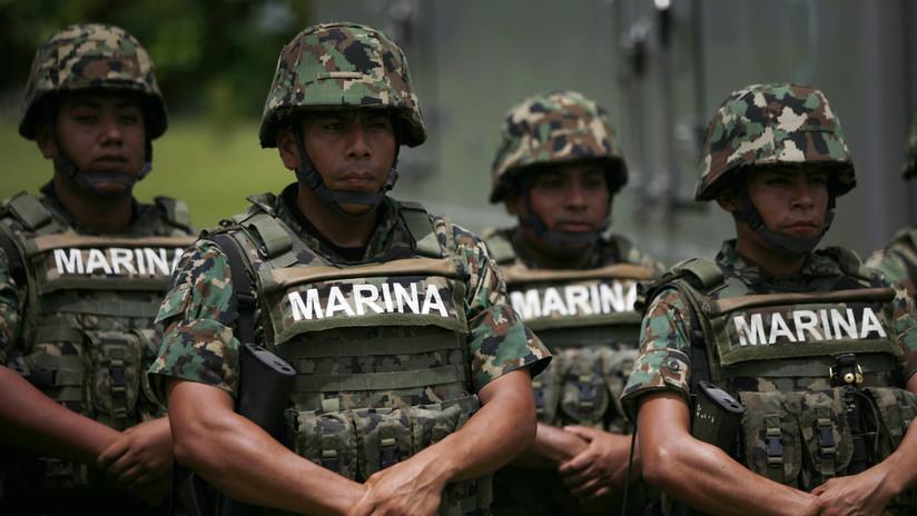 La fuerza naval de México en alerta máxima por el huracán Bud