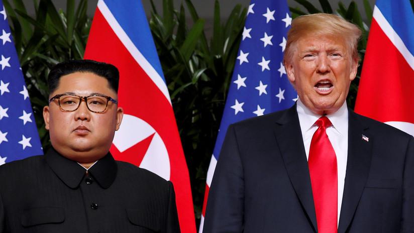 """Kim Jong-un, tras la reunión con Trump: """"El mundo verá un cambio importante"""""""