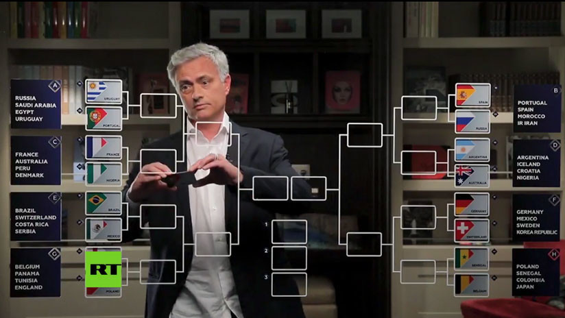 Predicciones de Mourinho: ¿qué selecciones alcanzarán las semifinales?