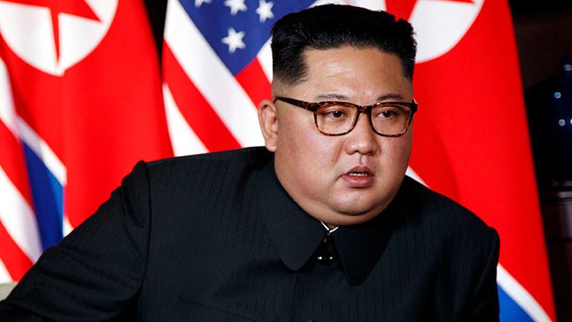 """VIDEO: Trump pide que los fotografíen """"guapos"""" y """"delgados"""" (y la reacción de Kim no tiene precio)"""