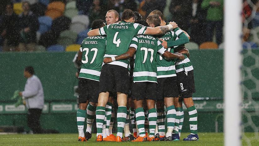 Cuatro futbolistas del Sporting de Lisboa abandonan el club tras el ataque de los hinchas