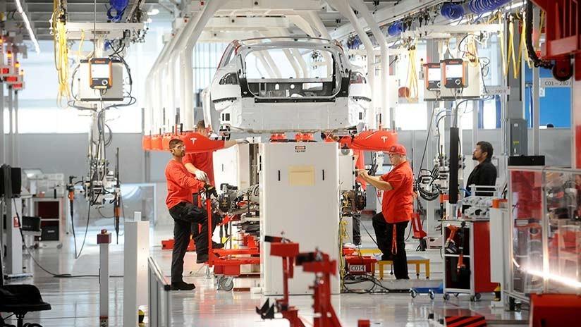 Tesla recorta el 9% de sus empleados