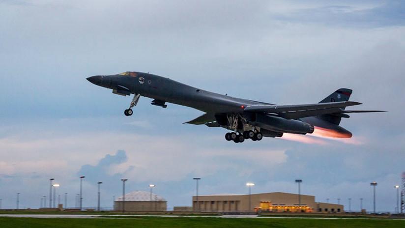 """Cómo EE.UU. perdió """"en un día"""" casi la mitad de sus aviones estratégicos"""