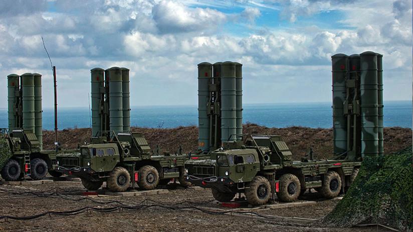 """Erdogan: Usaremos los sistemas antiaéreos rusos S-400 """"si es necesario"""""""