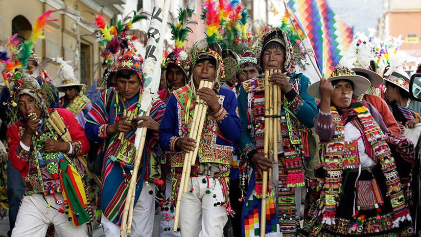 """¿Cuál es la danza que """"nadie le puede quitar"""" a Bolivia?"""