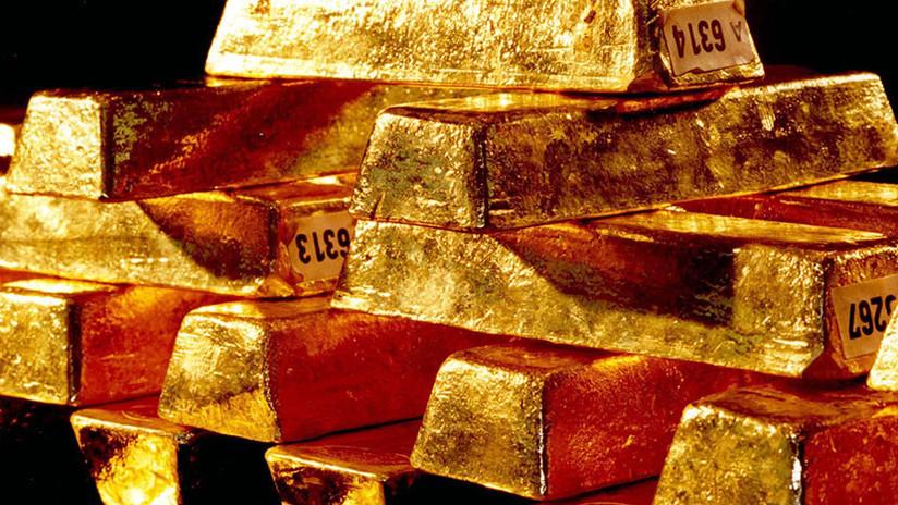 Venezuela aumenta sus reservas de oro y proponen anclar el valor de la moneda al mineral