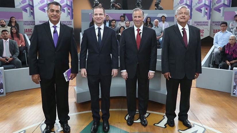 Elecciones en México: tercer y último debate presidencial