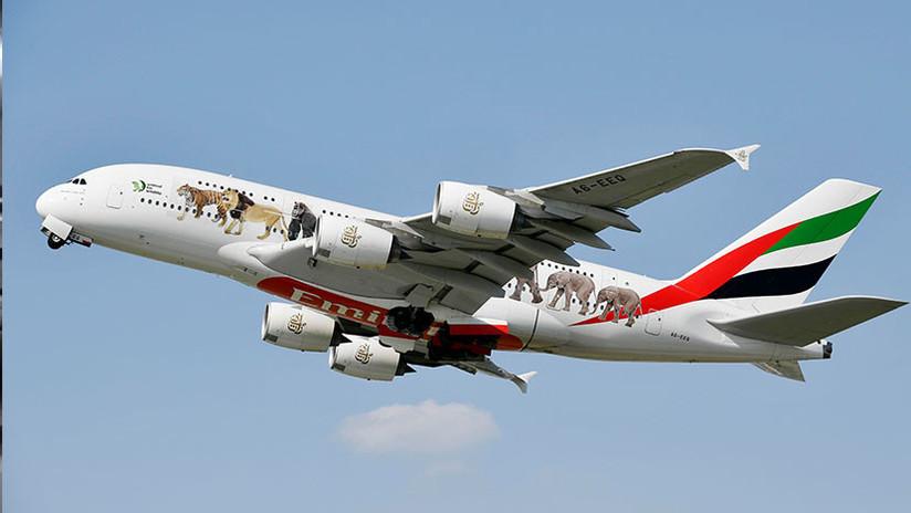 ¿Adiós a las ventanillas? La aerolínea Emirates se plantea fletar aviones con ventanas virtuales