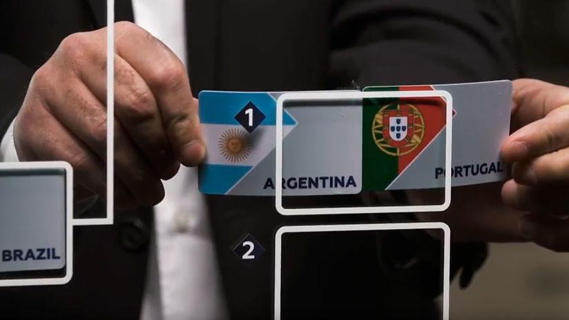 Partido por partido: Mourinho predice los resultados del Mundial de Rusia 2018