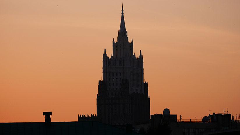 """Rusia: El nuevo paso antirruso demuestra que EE.UU. """"busca al enemigo en un lugar equivocado"""""""