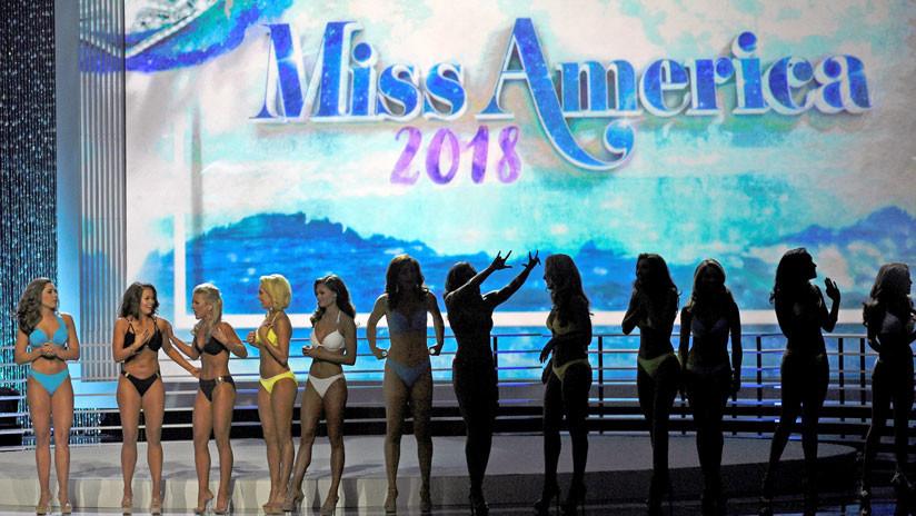 """¿Burkas en vez de bikinis?: """"Hay una impresionante hipocresía rodeando la censura en Miss América"""""""