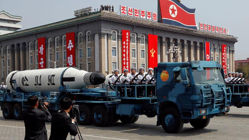 EE.UU. quiere un gran desarme nuclear en Corea del Norte en los próximos dos años y medio