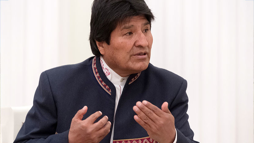 """""""Agresión militar a toda América Latina"""": Evo Morales critica el ingreso de Colombia en la OTAN"""