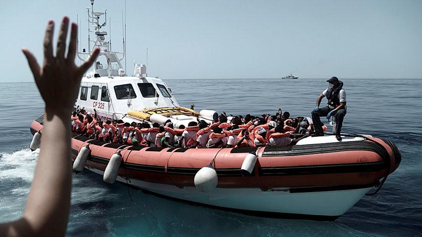 """Italia responde a las 'lecciones' de Francia y le pide no """"mirar a otro lado"""" y aceptar inmigrantes"""