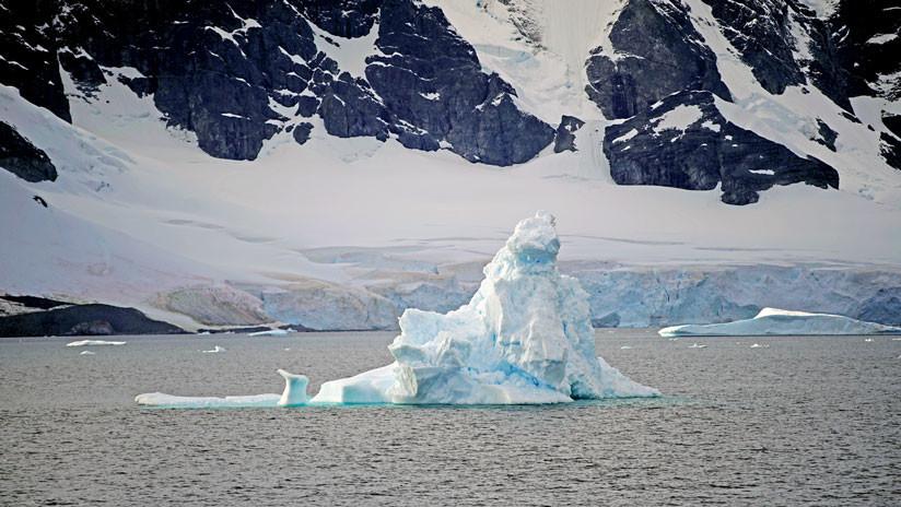 Ya no es un problema del futuro: Se triplica la pérdida de hielo en la Antártida
