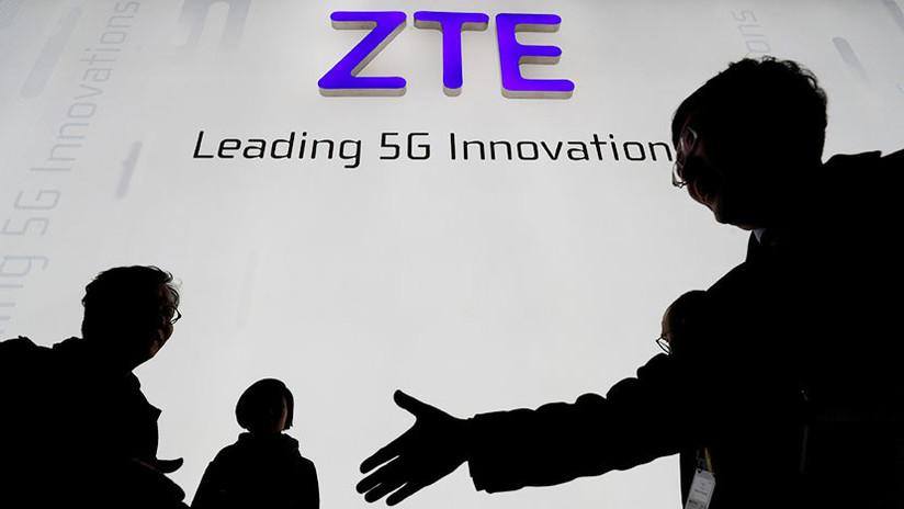 Concesiones y pérdidas millonarias: ZTE se desploma al volver a la bolsa tras sanciones de EE.UU.