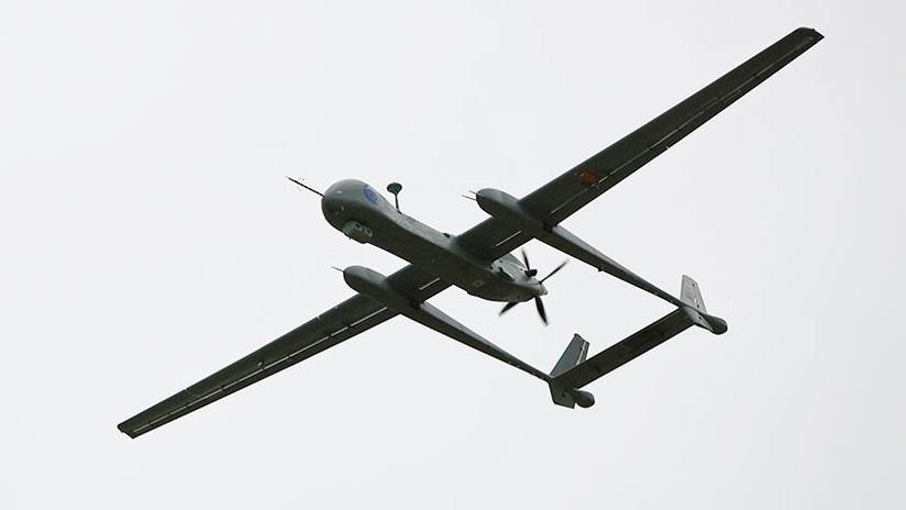 Alemania planea usar por primera vez drones capaces de portar armas