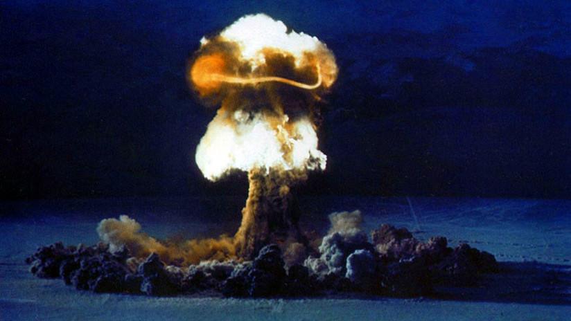 Científicos revelan cómo unas pocas bombas nucleares bastarían para devastar el planeta