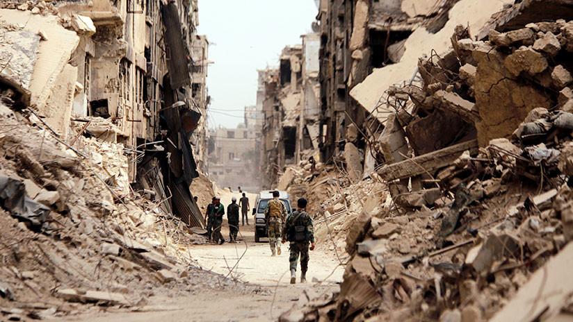 EE.UU. niega informes sobre la preparación de provocaciones con armas químicas en Siria