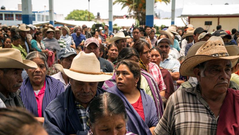 La violencia y el desánimo: El otro rostro de las elecciones mexicanas