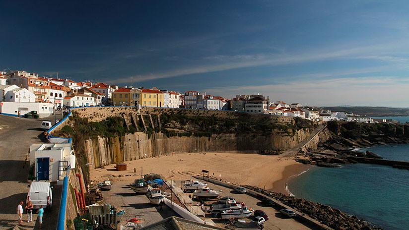 Mueren dos turistas en Portugal al caerse de un acantilado mientras se tomaban un selfi