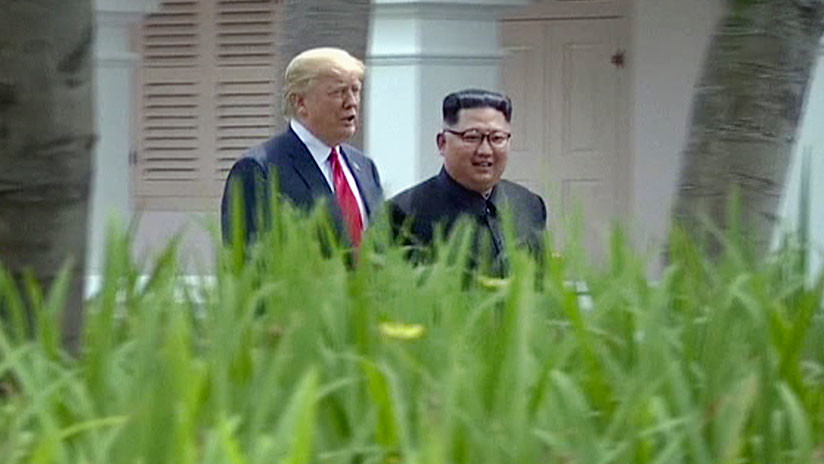 """""""La cumbre de Kim y Trump ha aplazado la posibilidad de un gran conflicto militar"""""""