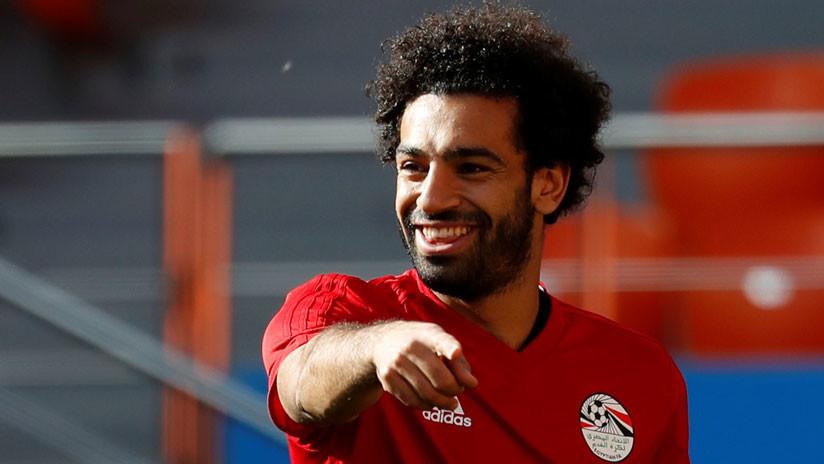 Preocupación en Uruguay: Mohamed Salah se recupera y podrá jugar para Egipto