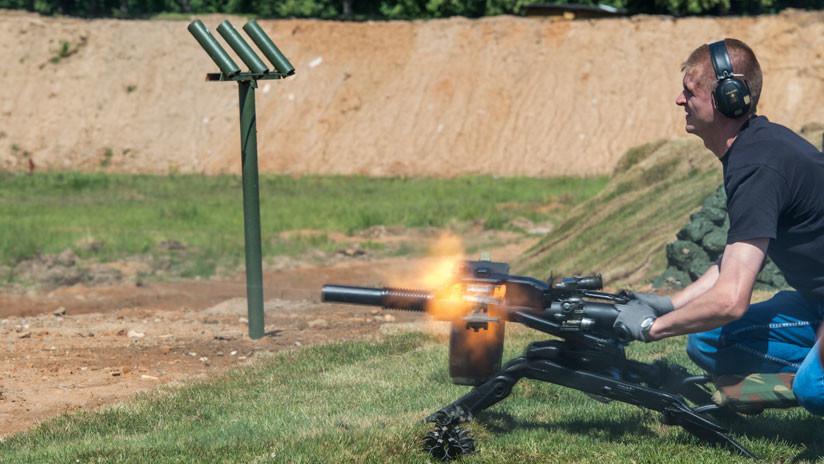 Las Fuerzas Armadas rusas incorporan el lanzagranadas de alta cadencia Balkán