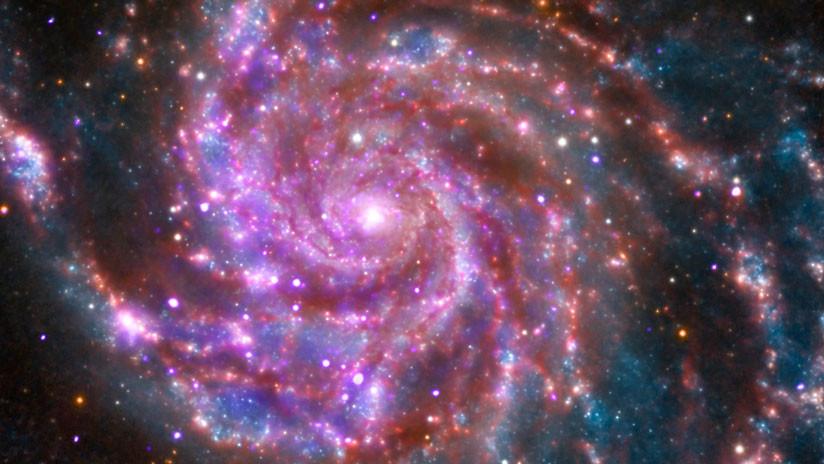 Descubren el origen de cientos de estrellas que le dieron forma a la Vía Láctea