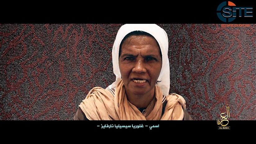 Revelan nueva prueba de vida de monja colombiana secuestrada por yihadistas en Mali