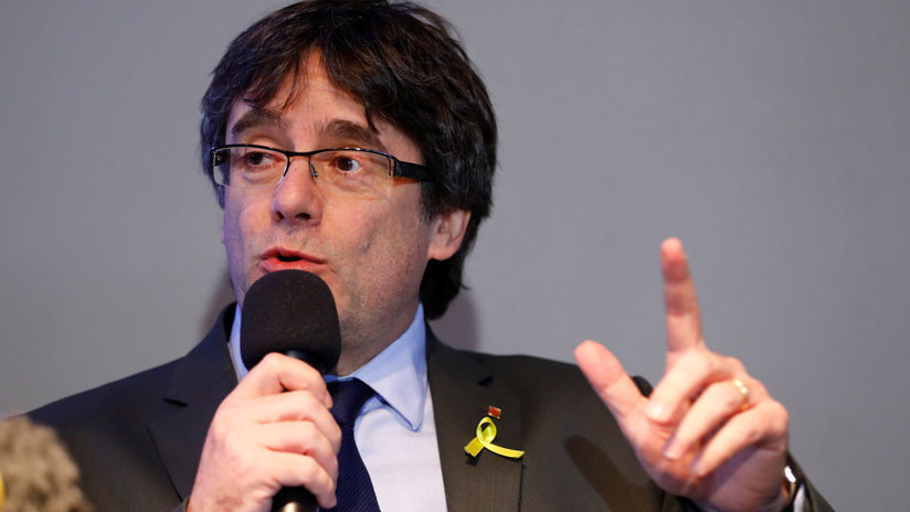 """Suspenden el uso de la marca española Pig Demont por considerar que es """"ofensiva"""" para Puigdemont"""