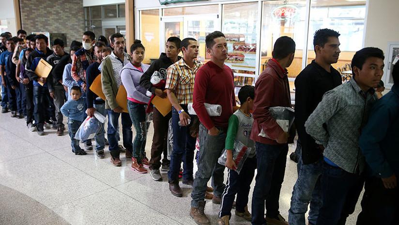 EE.UU.: Le arrebatan a inmigrante hondureña su bebé mientras la amamantaba en un centro de detención