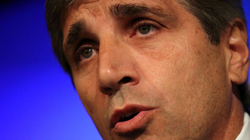 Argentina: Renuncia titular del Banco Central y lo sustituye el ministro de Finanzas