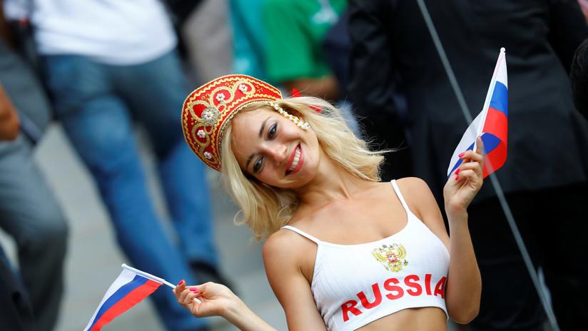Donde la alegría se desborda: Esta calle moscovita es el corazón del Mundial