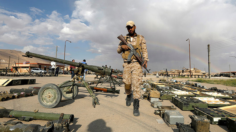 EE.UU. dará una respuesta firme si las tropas sirias entran en la zona suroeste de desescalada