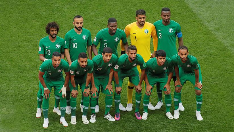 Arabia Saudita niega la información sobre el castigo a sus jugadores tras la derrota ante Rusia