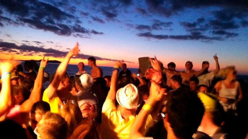 Drogas y orgías: Pasajeros denuncian la bacanal a bordo de un crucero en el Mediterráneo