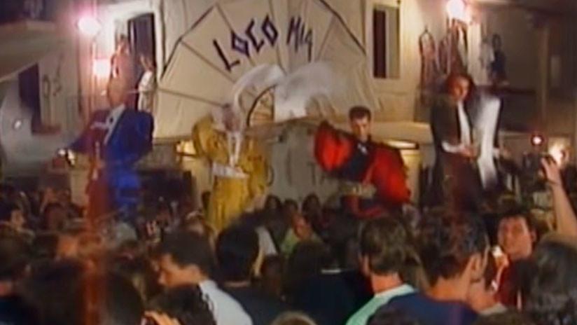 España: Fallece Santos Blanco, miembro de la recordada banda 'Locomía'