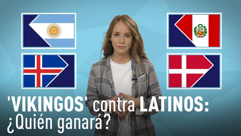 Argentina-Islandia y Perú-Dinamarca: ¿Quién ganará los duelos entre 'vikingos' y latinos?