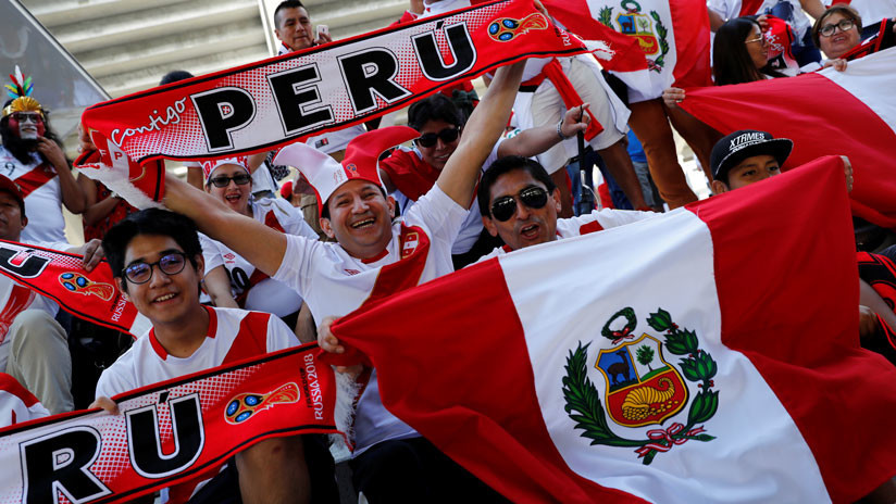 Increíble, pero cierto: Engordó 25 kilos para conseguir entradas para ver a Perú en el Mundial