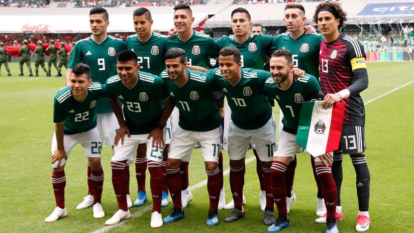 Selección de México reforzará el ataque para enfrentar a Alemania