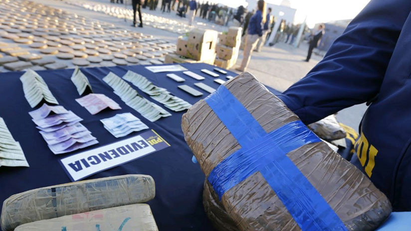 'Narcoambulancias' o calendarios del mundial: Las extrañas maneras de introducir drogas en Chile