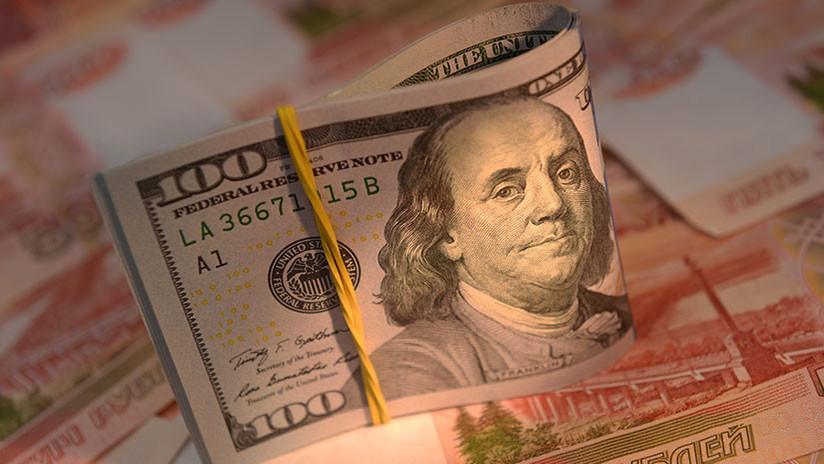 Rusia vende la mitad de sus bonos del Tesoro de EE.UU.