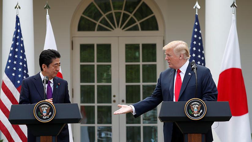 """Trump amenaza con enviar """"25 millones de mexicanos"""" a Japón"""