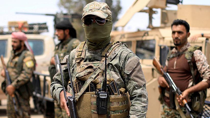 Las tropas aliadas de Occidente y el EI liberan a yihadistas europeos en Siria